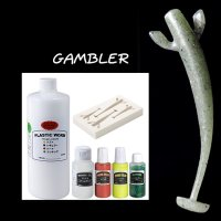 GAMBLER SHAD TAILキット
